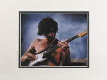 Simon Neil Autograph Photo Signed - Biffy Clyro